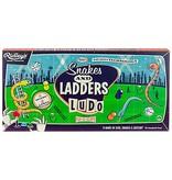 Wild & Wolfe Ridleys; Snakes & Ladders Utopia