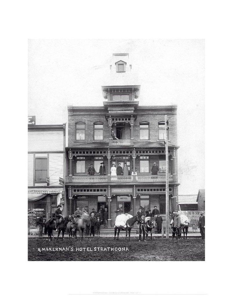 Vivid Archives Dominion Hotel 1900