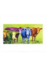 Ann Waeland | Coloured Cows<br />