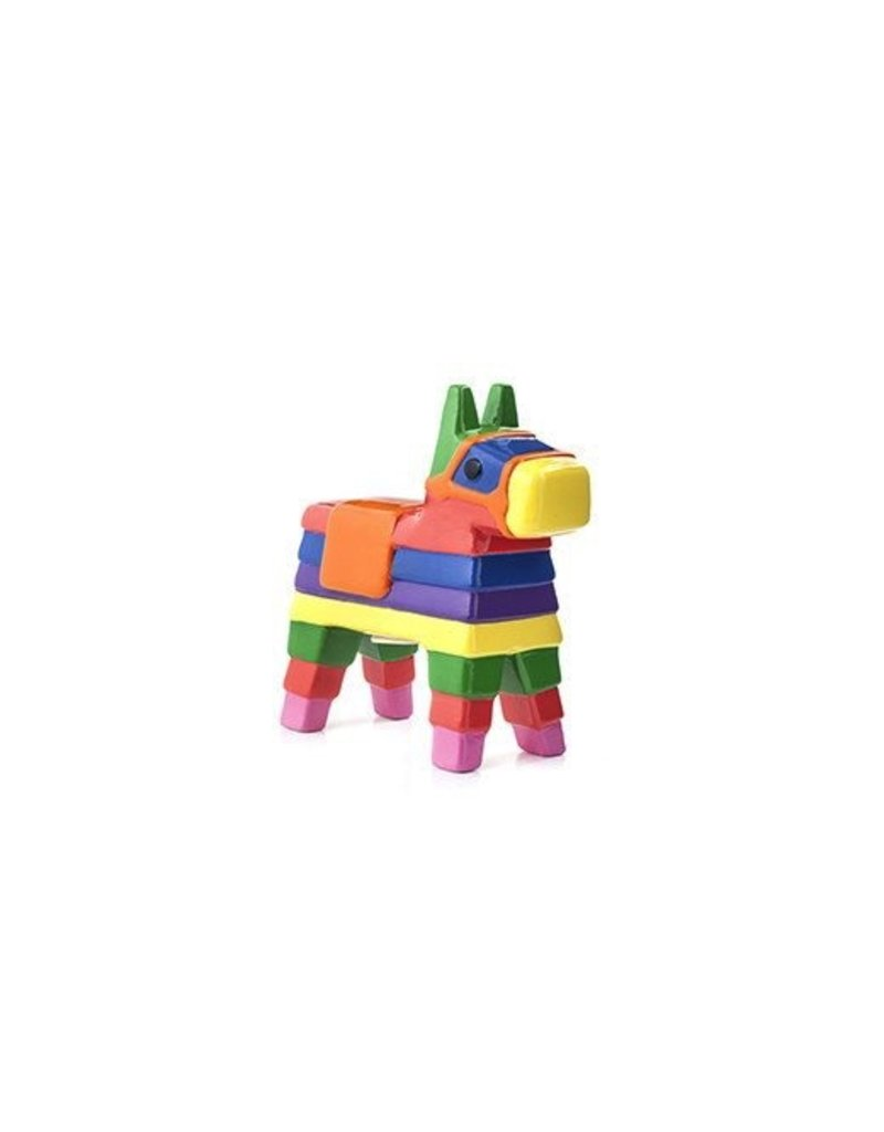 Kikkerland Coin Bank Pinata Multi Color