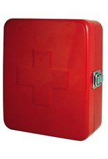 First-Aid Box Red
