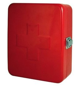 Kikkerland First-Aid Box Red