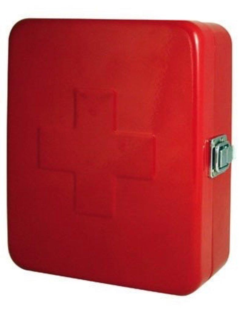 Kikkerland First-Aid Box Red