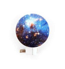 Kikkerland Night Light Galaxy