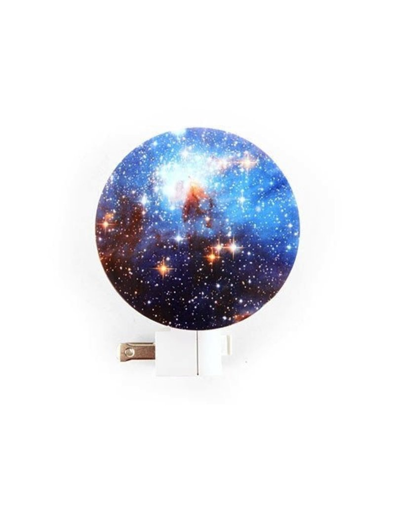Kikkerland Night Light Galaxy