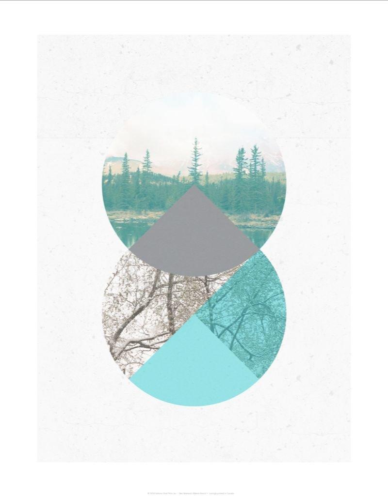 Vivid Print Bee Waeland | Alberta Nord II