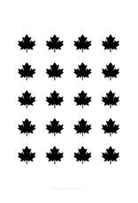 Vivid Print Bee Waeland | Multi Maple Black