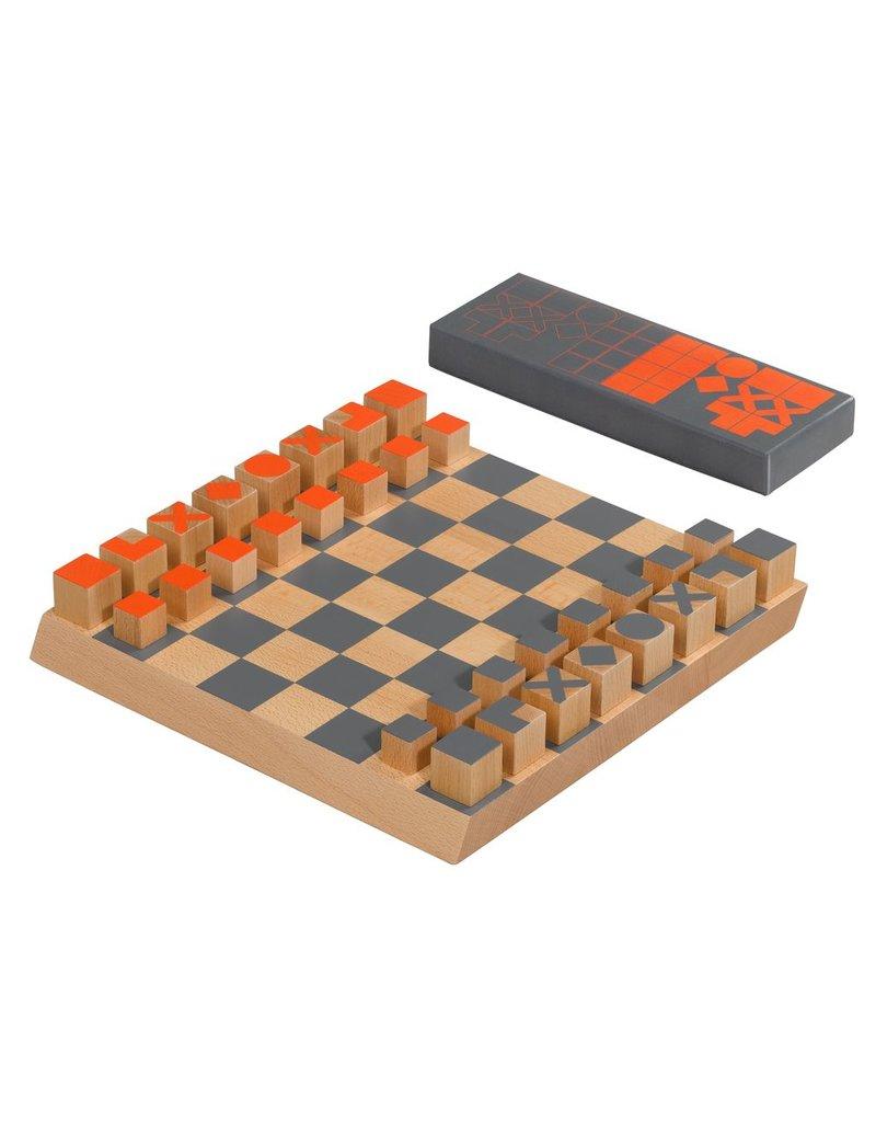 Wild & Wolfe Chess Wild Wood