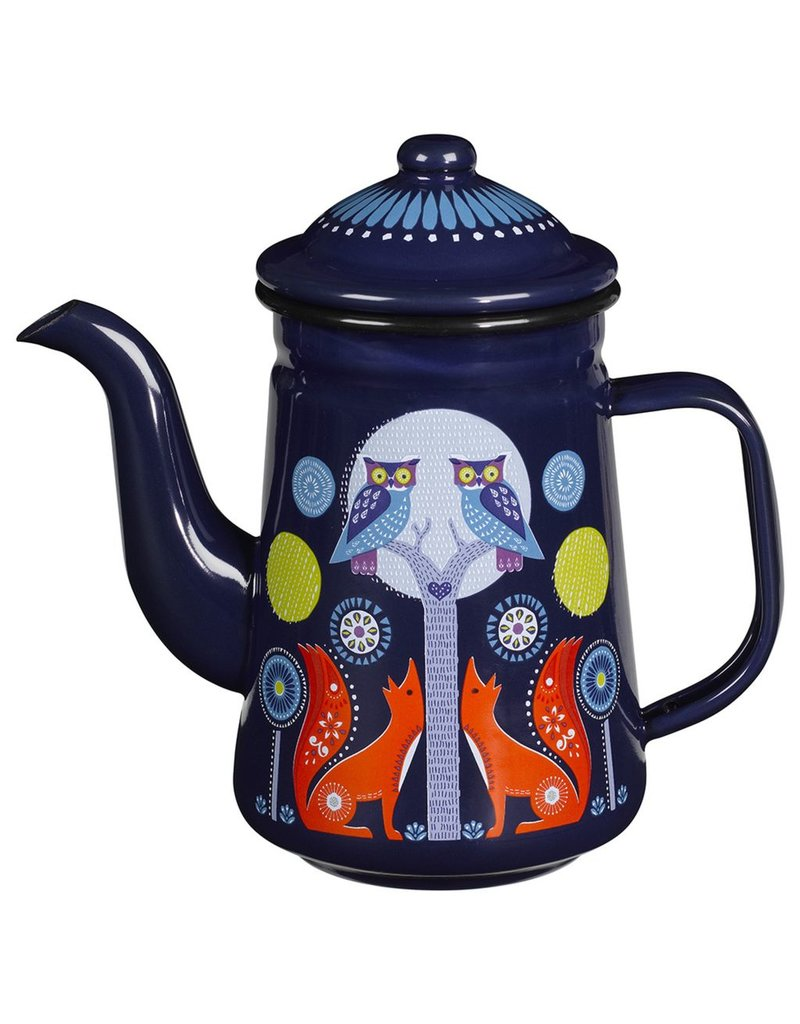 Wild & Wolfe Folklore; Coffee Pot - Night