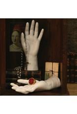 HomArt Victoria's Hand - Left - Porcelain - White