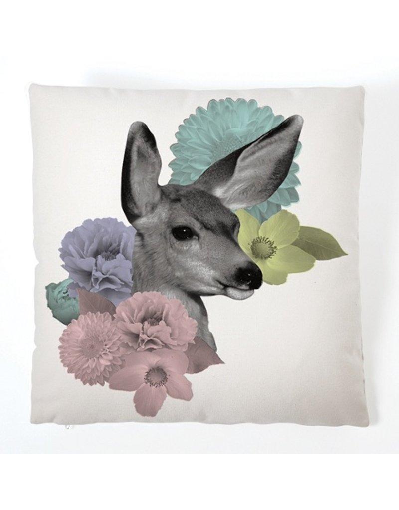 Imm Pastel Pastiche Cushions - Doe