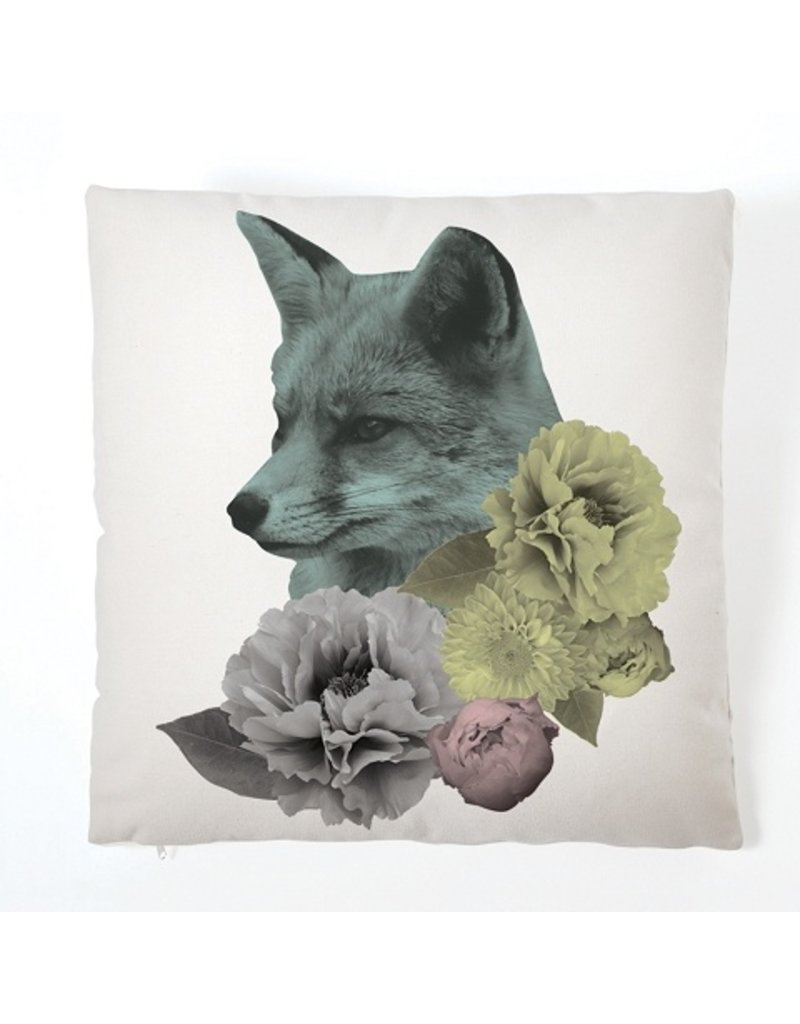 Imm Pastel Pastiche Cushions -  Fox