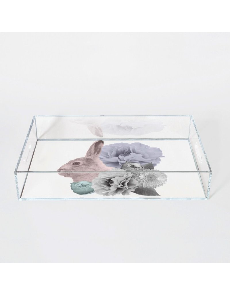 Imm Pastel Pastiche  Acrylic Tray