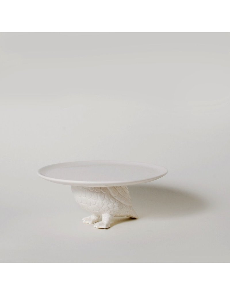 Imm Takes The Cake Plates - Duck Body
