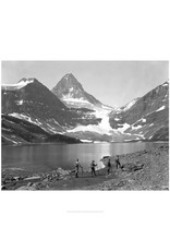 Vivid Archives Mount Assiniboine, Alpine Club of Canada c. 1920