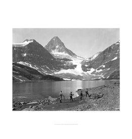 Vivid Archives Mount Assiniboine, Alpine Club of Canada c. 1920