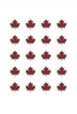 Vivid Print Bee Waeland   Multi Maple Red