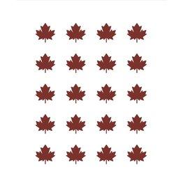 Vivid Print Bee Waeland | Multi Maple Red