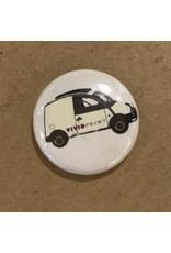 Fomato Vivid Print Evil-Repelling Pins