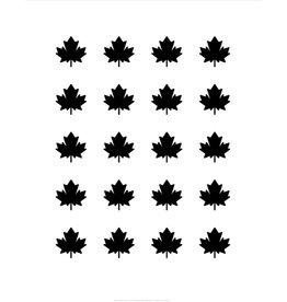 Vivid Print Bee Waeland   Multi Maple Black