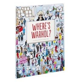 Laurence King Where's Warhol