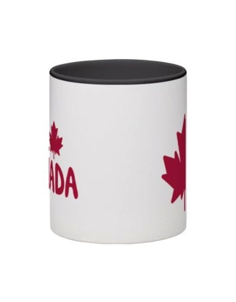 Vivid Print Bee Waeland   Oh Canada