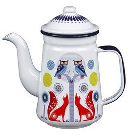 Wild & Wolfe Folklore Coffee Pot - Day