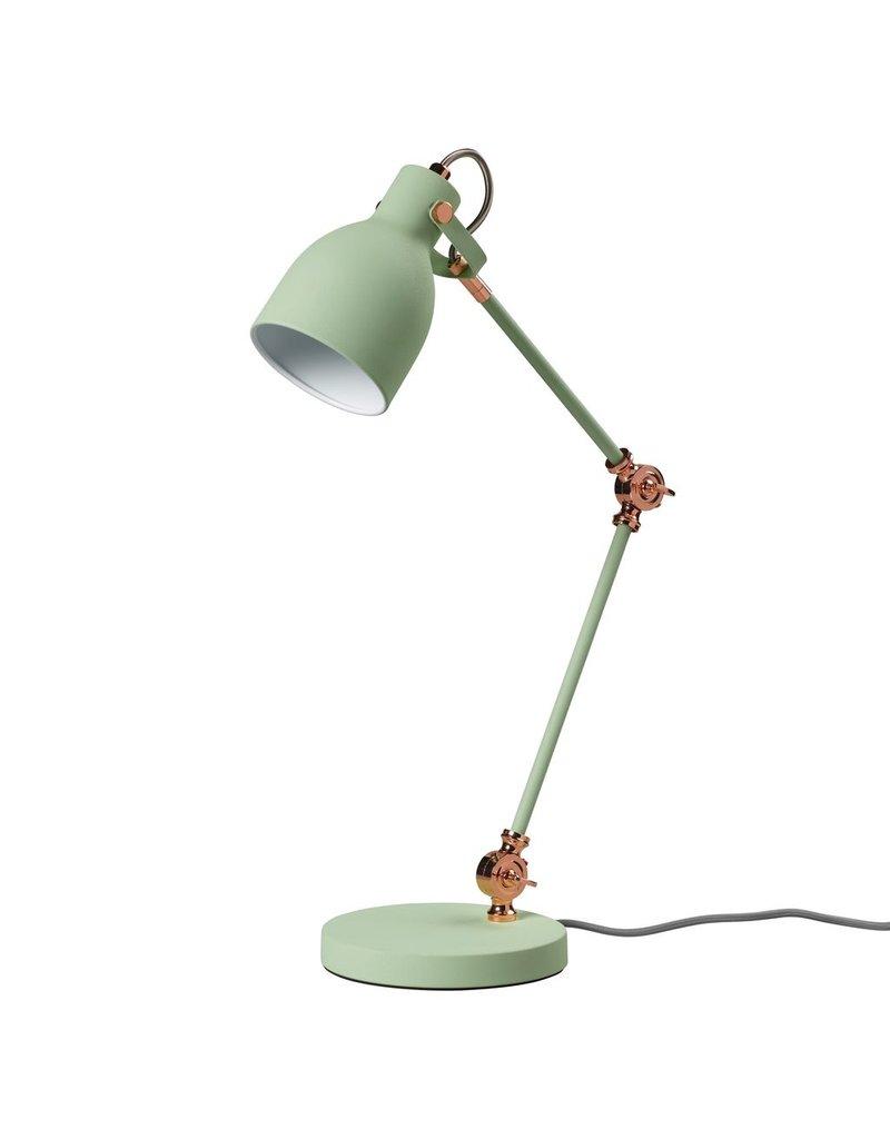 Wild & Wolfe Task Lamp Swedish Green