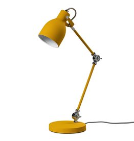 Wild & Wolfe Task Lamp English Mustard
