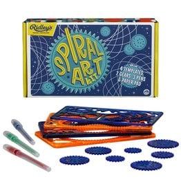Wild & Wolfe Spiral Art Kit