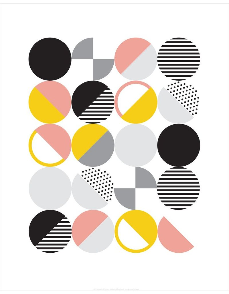 Vivid Print Bee Waeland | Randi Scandi