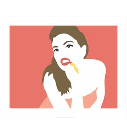 Vivid Print Bee Waeland   Lipstick