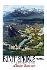 Eurographics Canadian Pacific, Banff in the Canadian Rockies