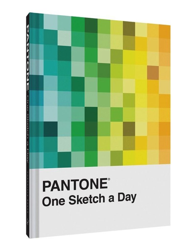 Chronicle Pantone One Sketch a Day