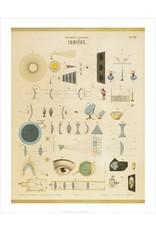 Vivid Print Physics Illustration III