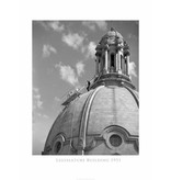 Vivid Archives Legislature Building Dome 1951 Metal Framed Print