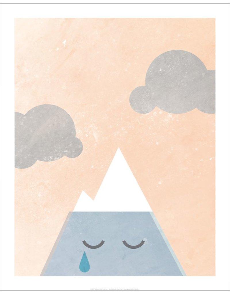 Vivid Print Bee Waeland | Mount Sad