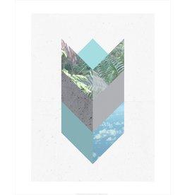 Vivid Print Bee Waeland | Alberta Nord III
