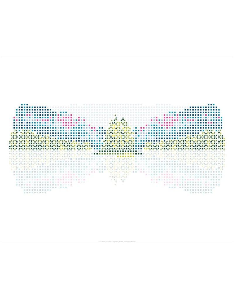 Vivid Print Bee Waeland | Spirit Lake