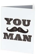 Vivid Print You Da Man