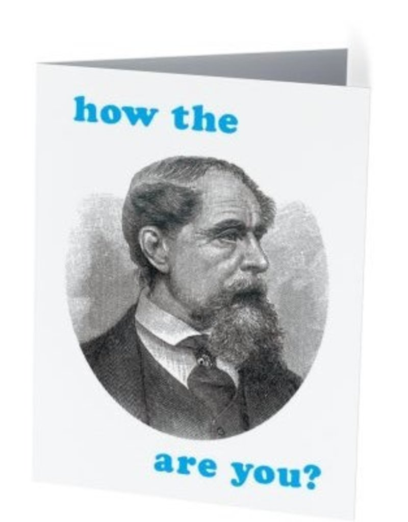 Vivid Print Dickens