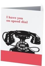 Vivid Print Speed Dial