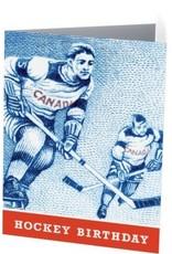 Vivid Print Hockey Birthday