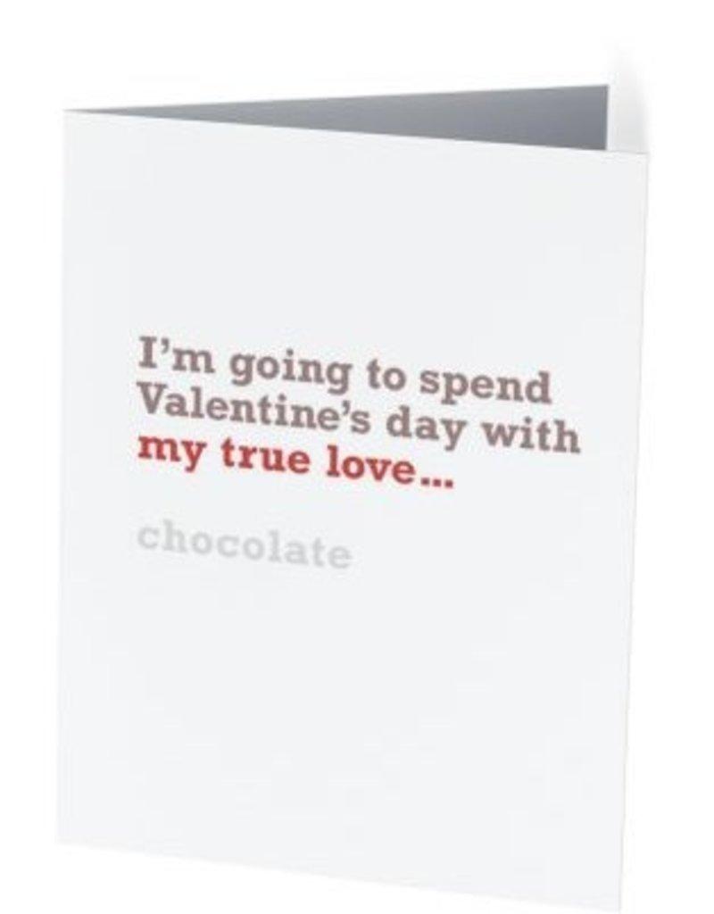 Vivid Print Chocolate