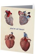 Vivid Print All Heart