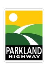 Parkland Highway Sign