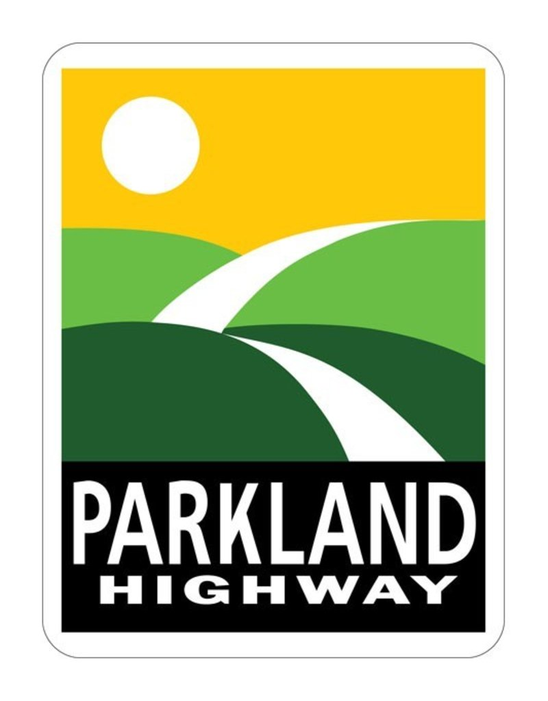 Parkland Highway Sign