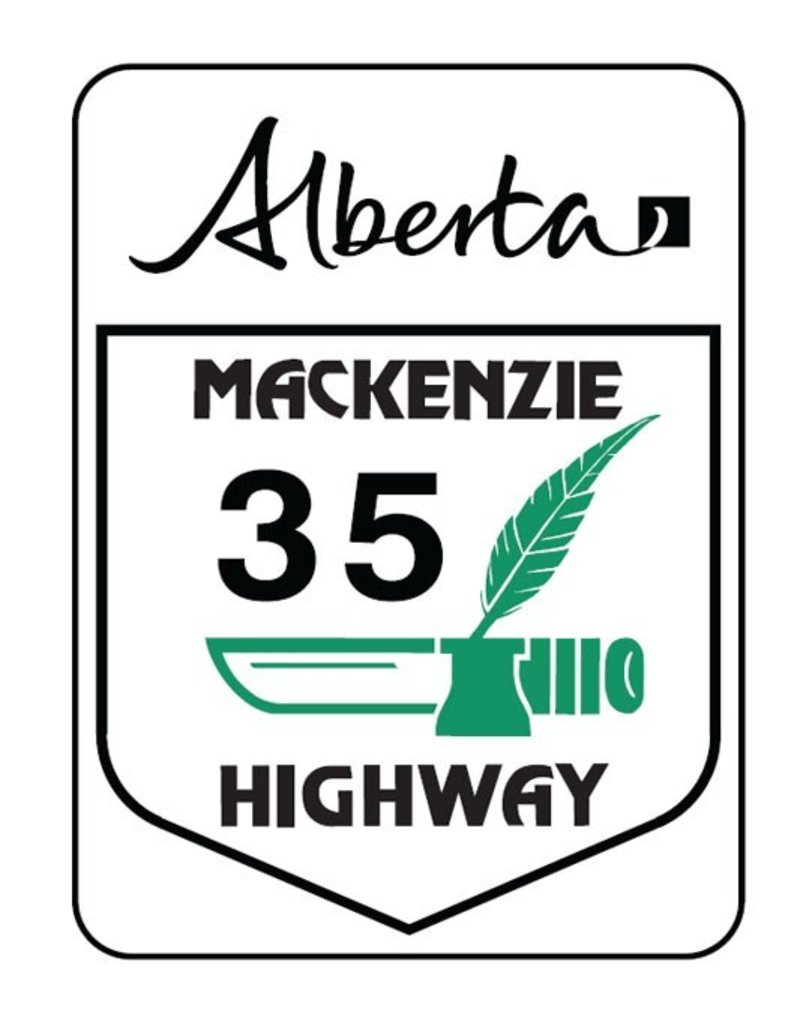 Mackenzie Highway Sign