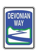 Devonian Way Sign