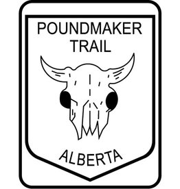 Poundmaker Trail Sign